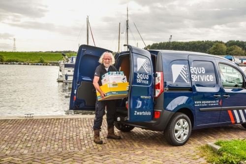 Aquaservice neemt Boatmax Leeuwarden over