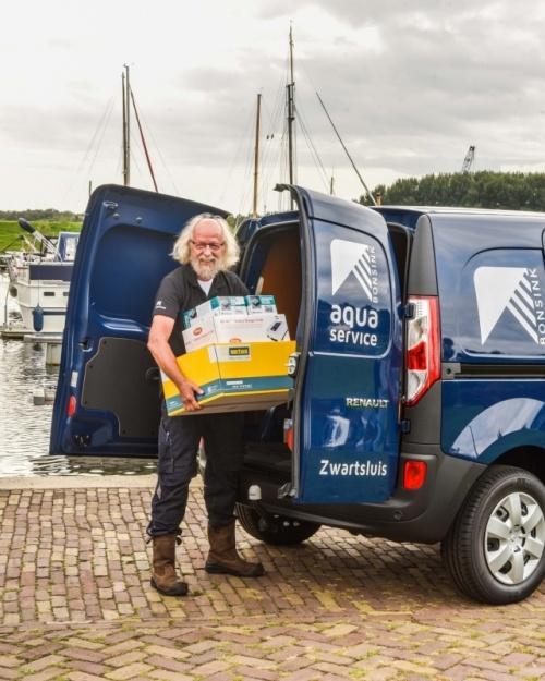 Aquaservice biedt klanten van stoppend Vetus Center Rijnmond alternatief