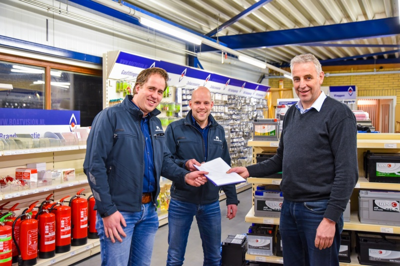 Aquaservice breidt verder uit met overname Leusink en Huisman